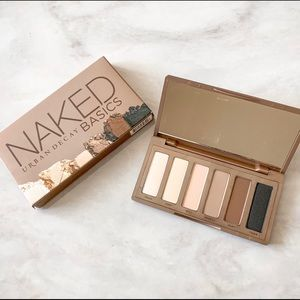 Urban Decay Naked Palette Basics- New